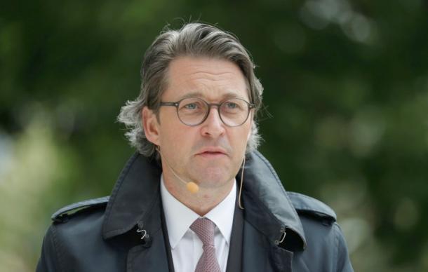 Andreas Scheuer ,Politik,Presse,News,Medoen,Berlin