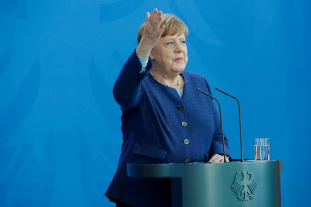 Merkel- Multilateralismus ist richtige Antwort auf Corona