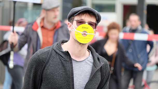 Querdenken 711- Ankündigung zur nächsten Demonstration in Berlin