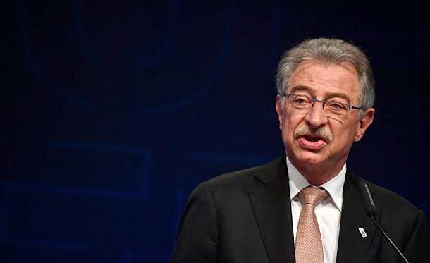 Dieter Kempf,BDI,Politik,People,News,Medien