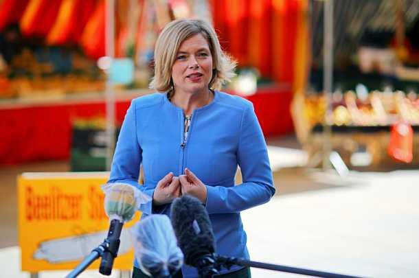 Julia Klöckner,Politik,Berlin,News,Medien