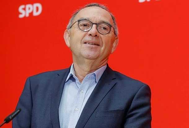 Norbert Walter-Borjans,SPD,Politik,Medien,Steuern