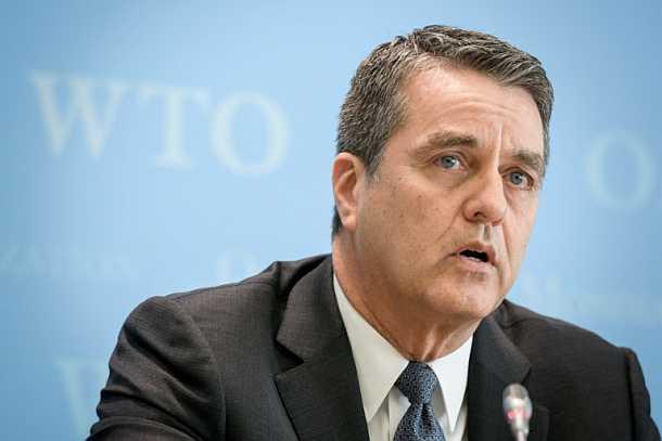 Roberto Azevedo,People,News,Medien,WTO