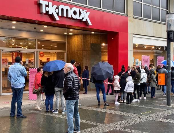 TK Maxx,Handel, Unternehmen,Presse,News,Medien