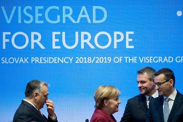 Visegrad-Staaten,Politik,Presse,News,Medien