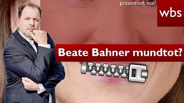 Beate Bahner,Anwältin Beate Bahner,Presse,News,Medien,Aktuelle