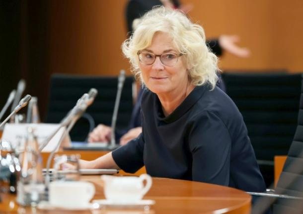 Christine Lambrecht,Politik,Berlin,Presse,News