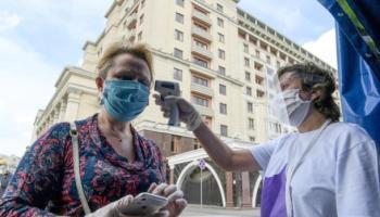 Moskau, Coronavirus Infektion,Russland ,Presse,News,Medien