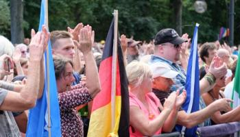 Großdemonstrationen,Berlin,Berlin Demo,Presse,News,Politik,Corona