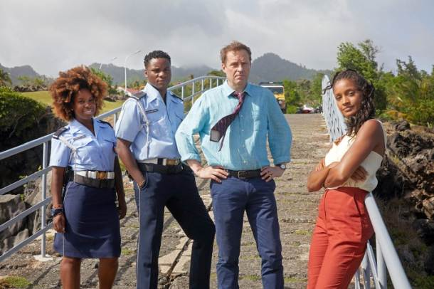 FOX ,Medien,News,Presse,Death in Paradise