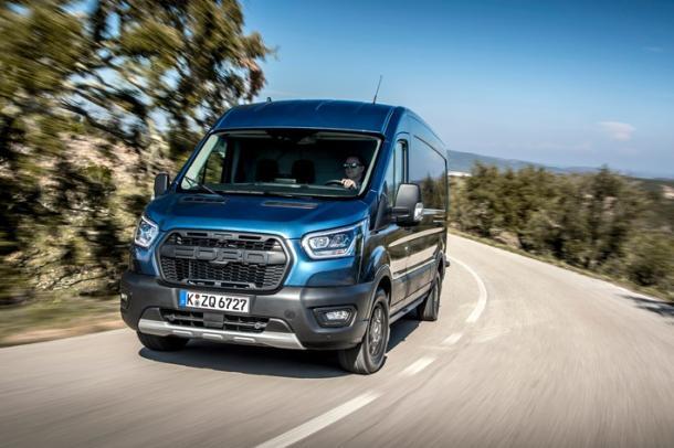 Gewerbebonus- Ford unterstützt Firmenkunden mit bis zu 5.000 Euro