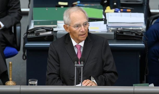 Bundestagspräsident Schäuble,Berlin,Presse,Politik,News,Informationen