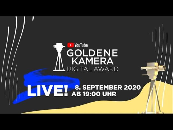 YouTube, GOLDENE KAMERA,Medien,Online,Presse,News