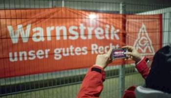 Warnstreiks,Beamtenbund,Busstreiks,Berlin,News,Medien