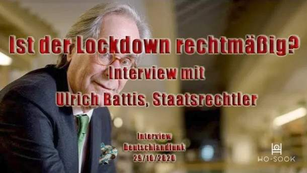 Ulrich Battis,Presse,News,Medien,Aktuelle,Politik