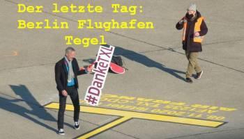 TXL,Berlin,Tegel,Flughafen Tegel,Danke Tegel