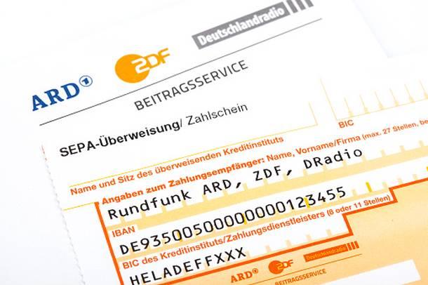 Rundfunkbeitrag,ARD,ZDF,Fernsehen,Medien,Berlin,Presse,News