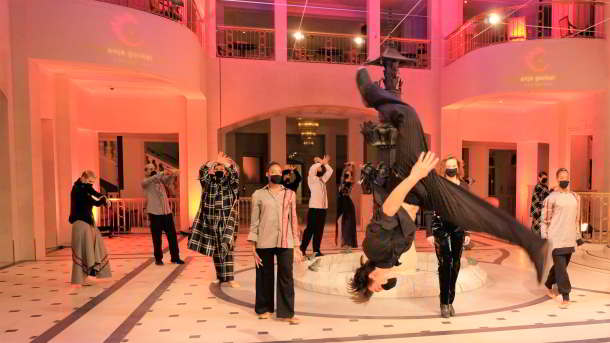 Anja Gockel setzt 2021 neue Maßstäbe mit Mega Fashion Show