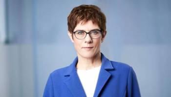 Annegret Kramp-Karrenbauer ,Politik,Presse,News,Medien
