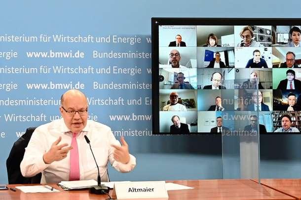 Peter Altmaier,Politik,Presse,News,Medien,