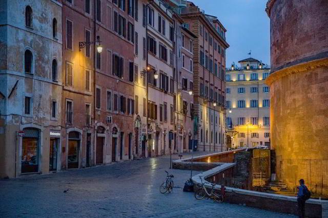 Rom,Italien,Coronavirus,Presse,News,Medien