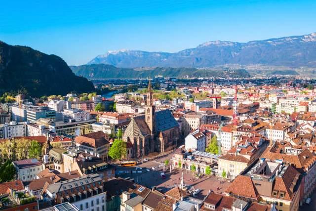 Bozen,Italien, Tourismus,Südtirol,News