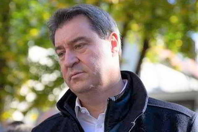 Markus Söder, Bayern, München,Politik,Presse,News