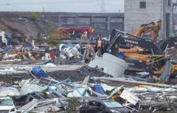 China,Tornado,Presse,News,Medien,Aktuelle