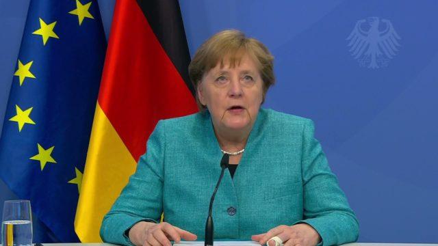 Franziska Giffey, Angela Merkel, Politik,Berlin, News