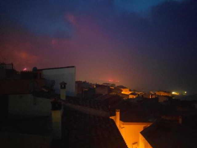 Brände auf Sardinien – 400 Personen evakuiert