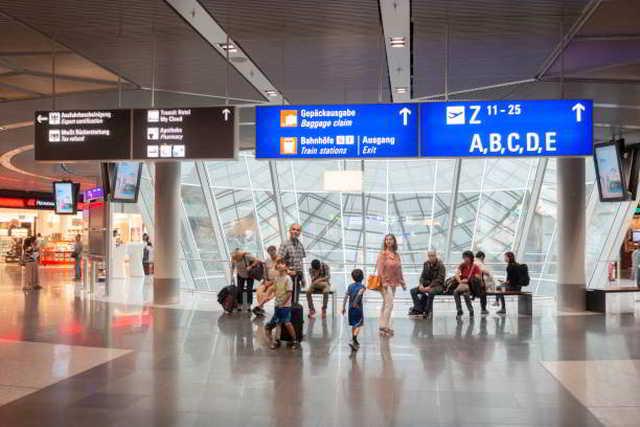 Frankfurter Flughafen,Presse,News,Medien,Aktuelle