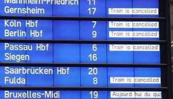 Deutsche Bahn,GDL, Presse,News,Medien,