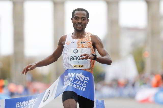 Kenenisa Bekele,People,Presse,News,Medien,Sport,