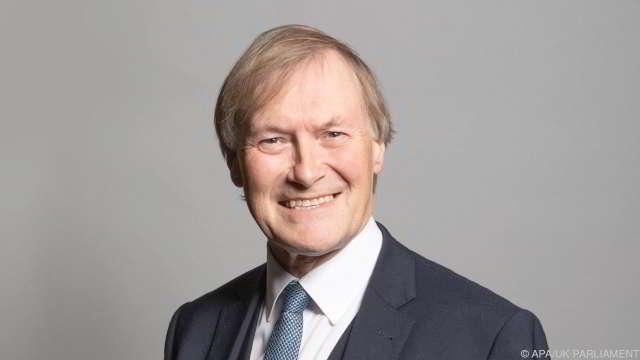 David Amess,Großbritannien,Presse,People,News,Medien