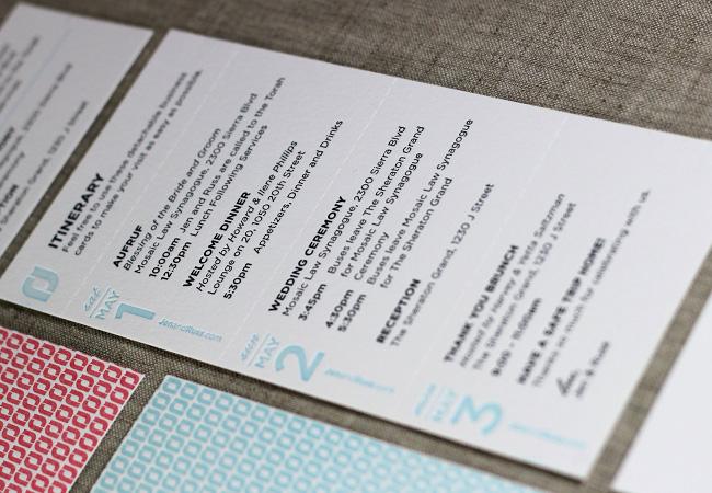 Press Engaged Letterpress Amp Design Wedding Invitation Suite