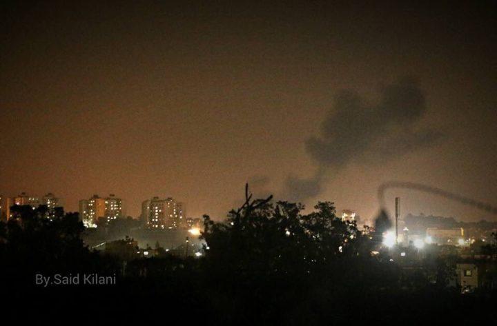 Gaza: F16 bombardano riserva d'acqua, dichiarato stato d'emergenza