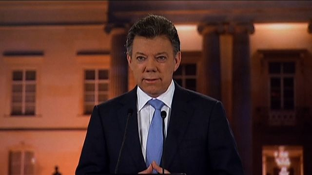 Colombian President Wins Nobel Prize for Peace Accord, Days After Deal Loses National Referendum