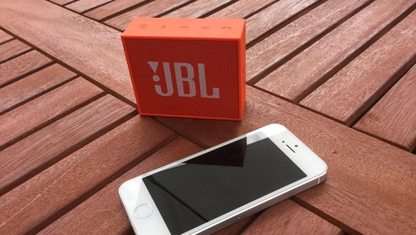 Mini Bluetooth Lautsprecher JBL GO für unterwegs