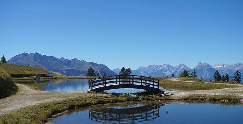 Bergsee Urlaub in Österreich
