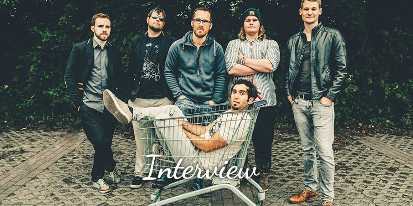 Artur und Band Interview Presseverlage