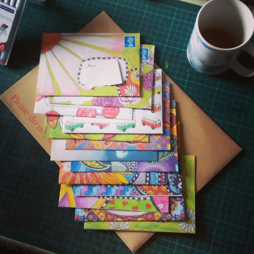 Giveaway! Letter writing stationery sets