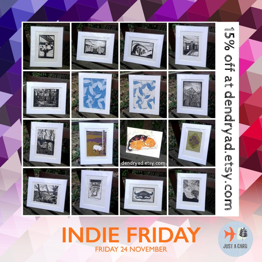 Indie Friday – tomorrow!