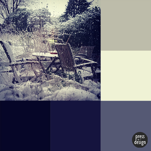 Tuesday Colour Inspiration: Winter is Coming