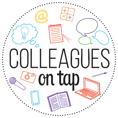 Colleagues on Tap circular logo