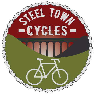 Steel Town Cycles design work