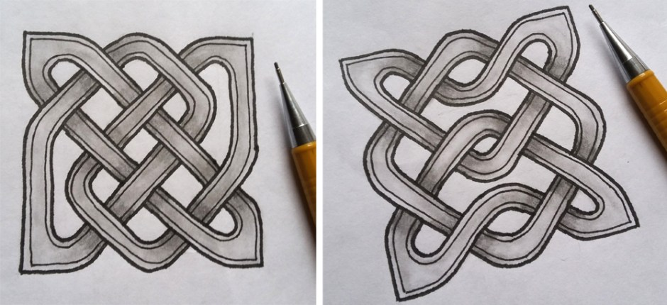 Celtic knots for beginners