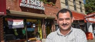 New York'ta IŞİD Kafe!
