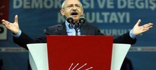 CHP yola Kılıçdaroğlu ile devam ediyor!