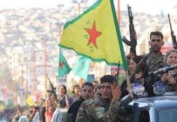 YPG: IŞİD'in üç cephede ilerleyişini durdurduk!