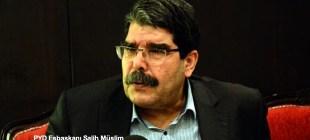 Salih Müslim: Erdoğan'la evinin içinde görüşüyoruz arkamızdan terörist diyor!